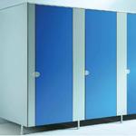 Compartimentari grupuri sanitare 30 mm